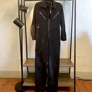 Nasty Gal Women's Tailored Long Sleeve Boilersuit